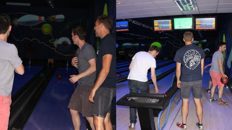 Welford Team Bowling