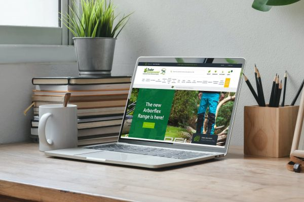 Tudor Environmental shows 71.25% annual growth after unveiling new website